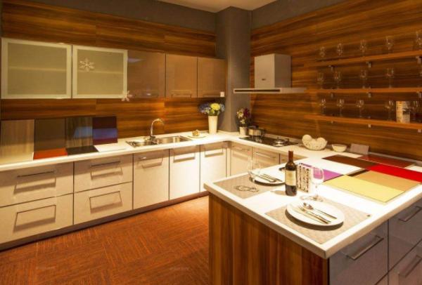 櫥柜用顆粒板好嗎 廚房櫥柜用什么板材