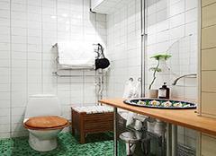 台下盆安装小秘诀 让卫浴更干爽