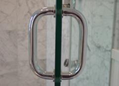 玻璃门拉手松了怎么紧 玻璃门拉手安装步骤 玻璃门拉手价格
