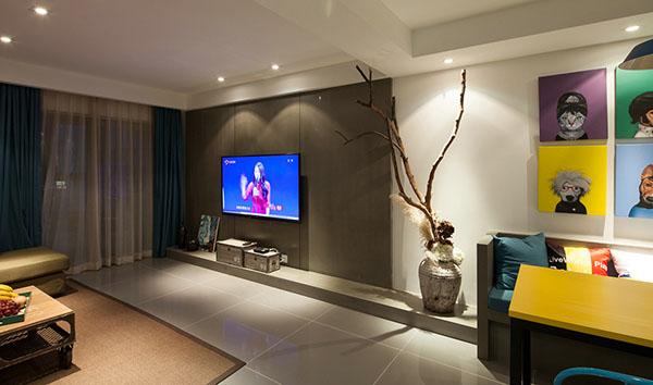 復式樓裝修設計,讓家時尚且高端