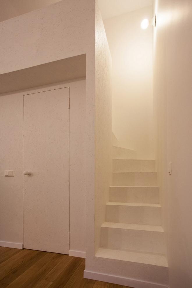 孝感公寓自然北欧风装修效果图