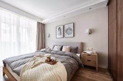 荆州卧室装修适合中国人的床头柜设计