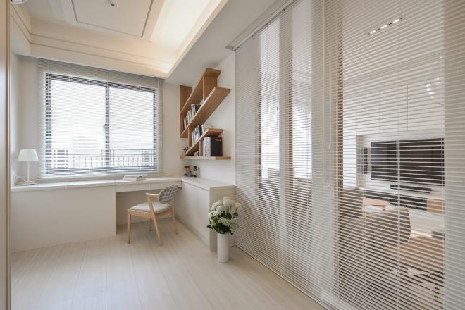 东莞三居室简约日式风装修效果图