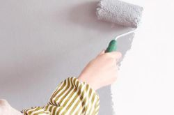 桂林家装刷墙的灰怎么擦干净?
