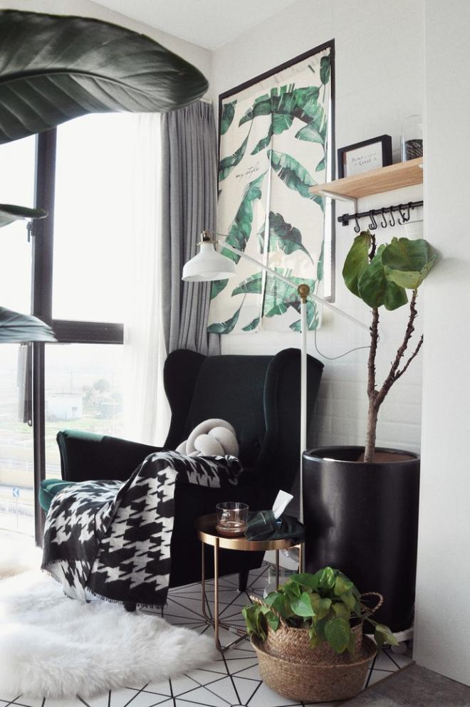 桂林63平米温馨舒适风装修效果图