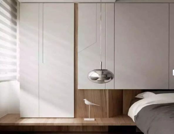 柜子無把手設計效果精致美觀