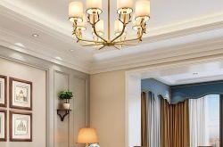 資陽全銅吊燈怎么辨別是不是全銅?