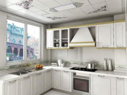 丽江厨房吊顶安装注意事项有哪些