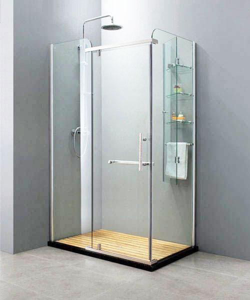 玻璃隔断门装修效果图