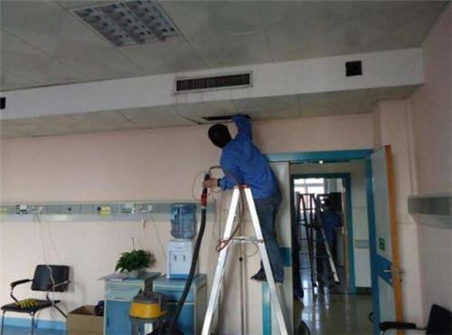 家用中央空调如何消毒 中央空调消毒步骤讲解