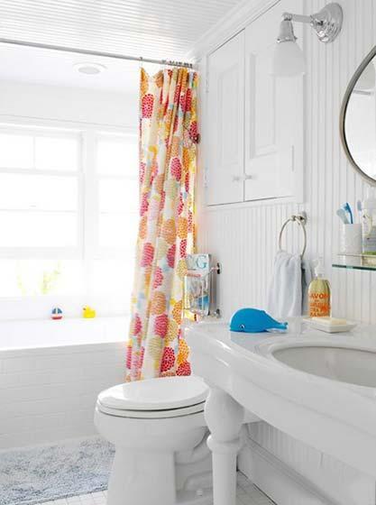 小户型浴室收纳装修效果图