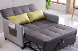 宁波家居如何选购推拉折叠沙发床