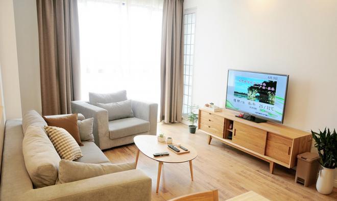 邯鄲一居室簡約日式風裝修效果圖