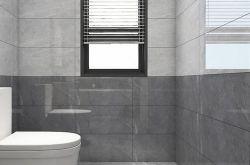 海口卫生间装修地砖既美观又防滑,怎么选购?