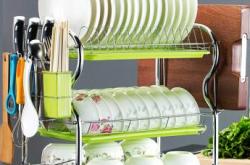 郑州厨房装修沥水碗架怎么选购?