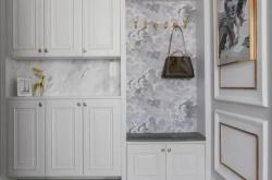 宁波装修入户玄关地面瓷砖怎么选?