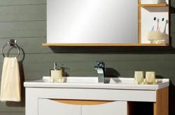 杭州家装高颜值浴室柜怎么选购?