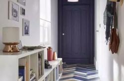 汉中地板装修怎么设计瓷砖+木地板双拼?