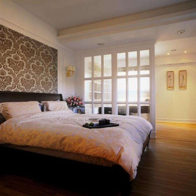 淮南两居室清新北欧风装修设计效果图