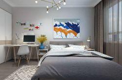 装修卧室墙面用什么材料好 装修卧室墙面什么颜色好看