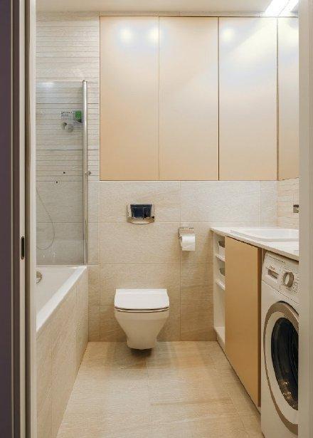 58㎡清新北歐風公寓 家庭室內裝修設計圖
