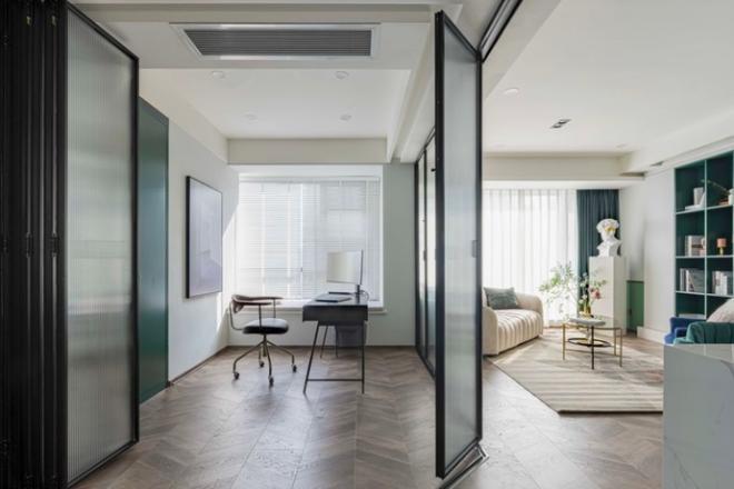 现代极简风装修效果图 家居装修效果图大全