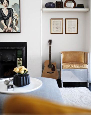 澳大利亚时尚白领最爱的简约风格装修效果图 家居装修效果图大全