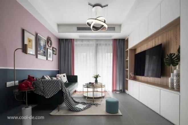 77㎡小空间装修效果图 家居设计图